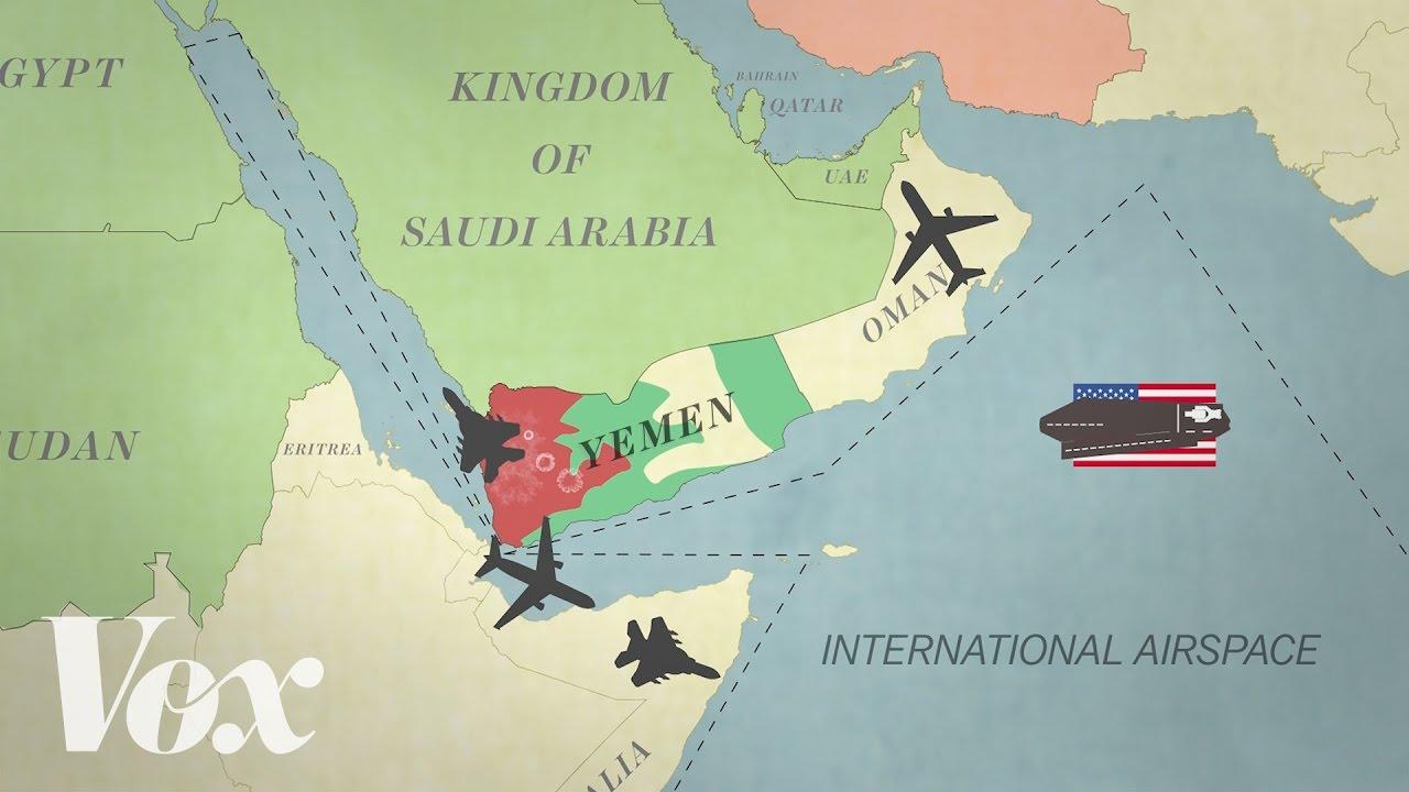 بازنگری سعودی و متحدانش برای بازگشائی مرزهای زمینی و هوائی برای کمک رسانی به یمن