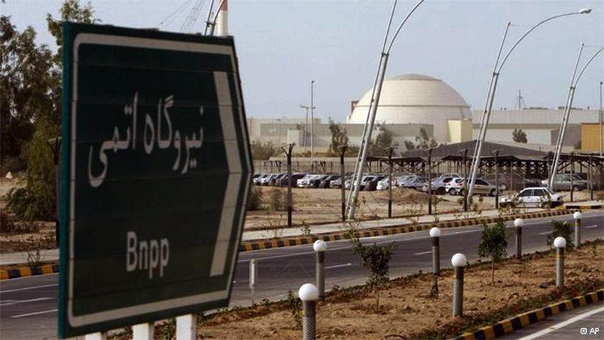 جمهوری اسلامی به دستور علی خامنه ای روند افزایش غنی سازی اورانیوم را آغاز کرد