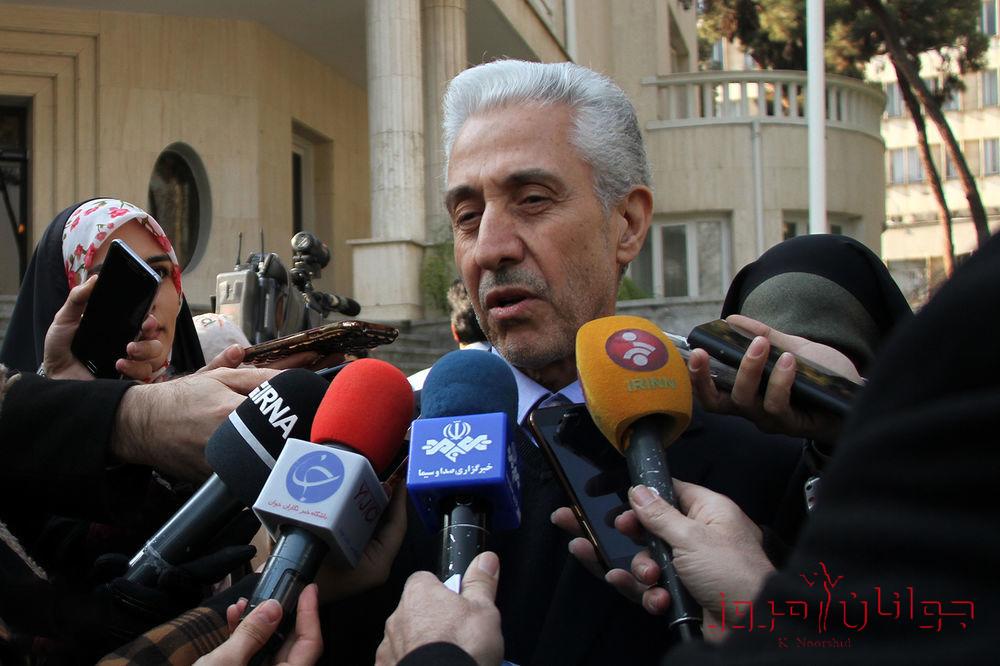منصور غلامی : صلاح نیست در مورد دانشجویان دستگیر شده در فضای رسانه بحث شود