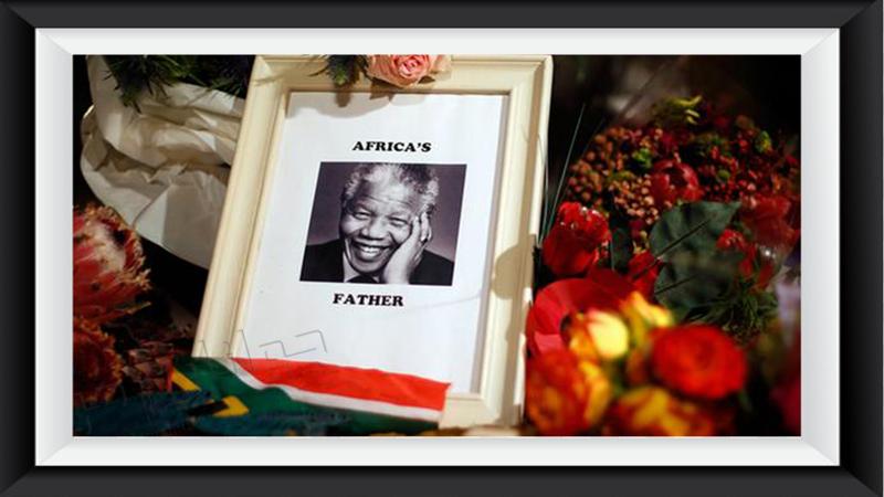 نلسون ماندلا صدای جاویدان آزادی یکصد ساله شد