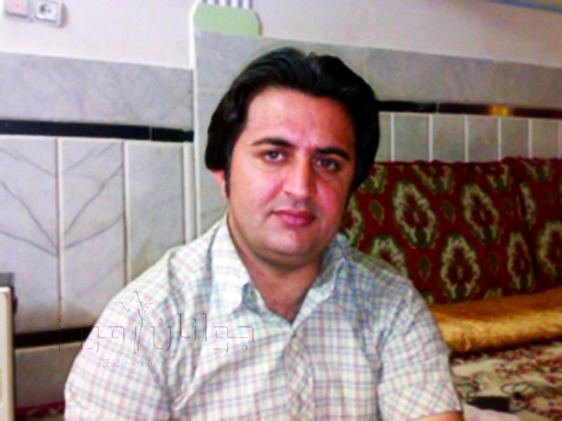 صدای سخی ریگی وبلاگ نویس زندانی از سال هشتاد و هشت باشیم