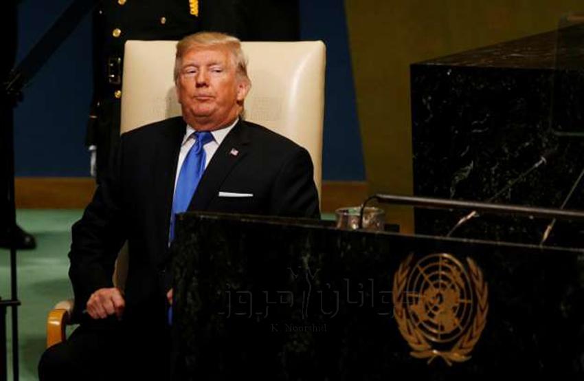نشست احتمالی سازمان ملل در بیست و ششم سپتامبر با محوریت موضوع ایران به ریاست ترامپ