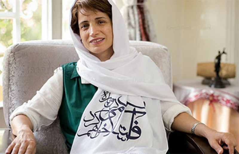 درخواست گروهی از فعالان سیاسی و حقوقی از خانم ستوده برای پایان اعتصاب غذا