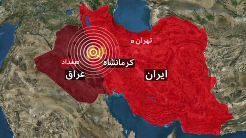 زلزله 6.3 ریشتری غرب ایران را لرزاند و بیش از چهارصد نفر مصدوم برجای گذاشت