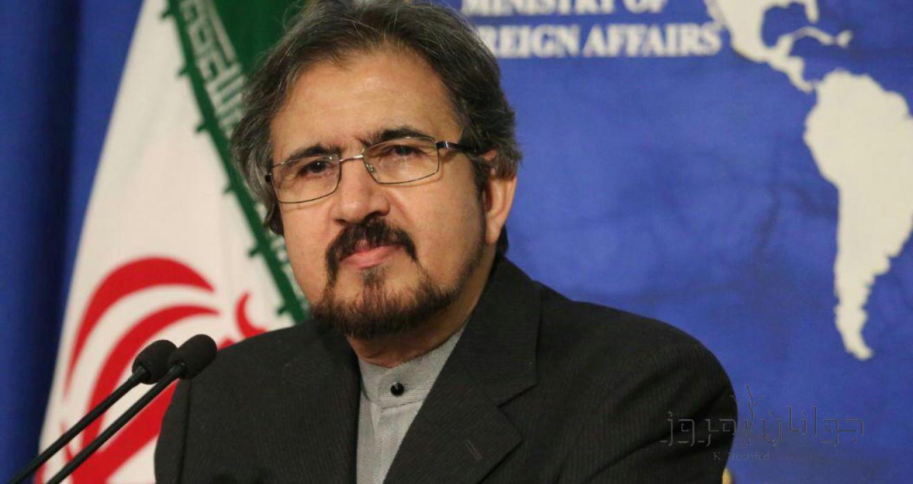 تهدید مقابله به مثل با اتحادیه اروپا  توسط سخنگوی وزارت امور خارجه ایران