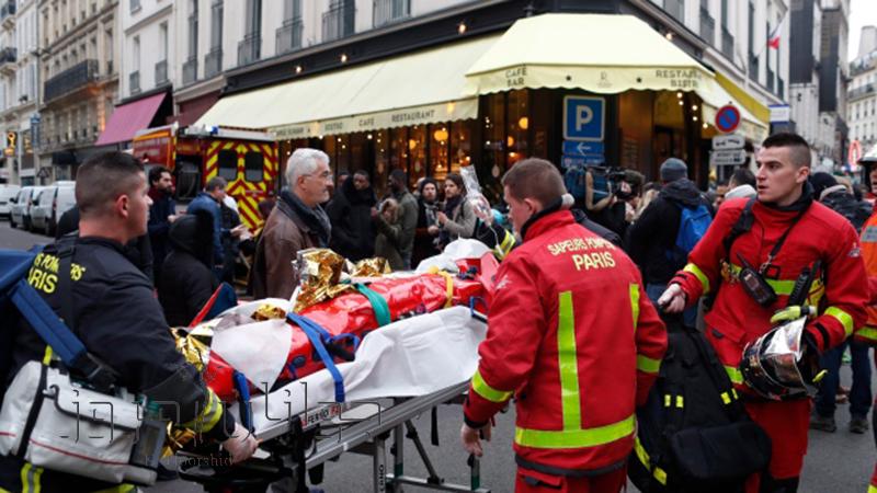 انفجاری در یک نانوایی پاریس دو نفر کشته و شماری زخمی بر جای گذاشت