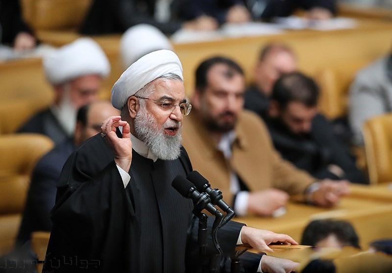 تجلیل حسن روحانی از هاشمی رفسنجانی در دومین سالگرد در گذشتش