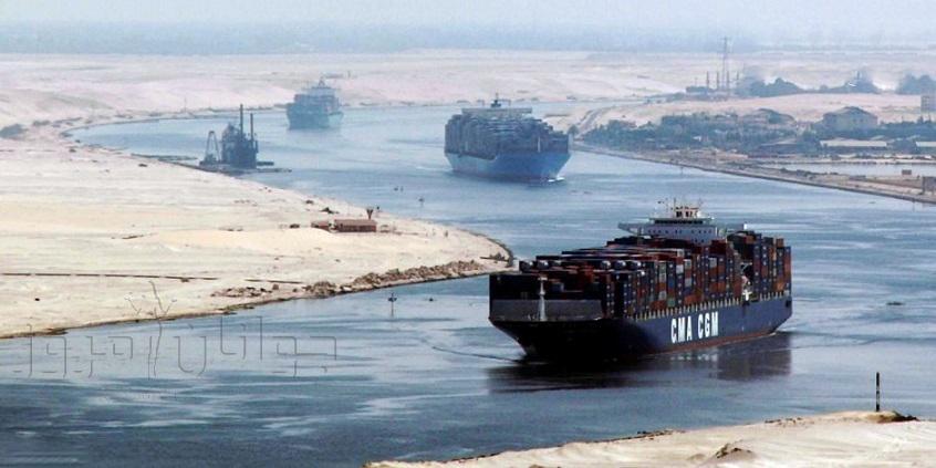 محموله نفتی که برایگان به سوریه ارسال میشد از طریق کانال سوئز توسط مصر متوقف شد