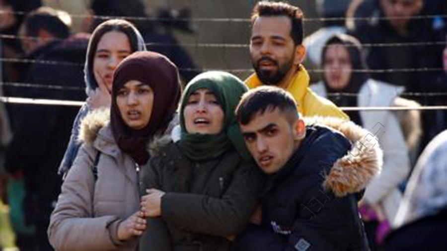 مرزهای ترکیه برای خروج پناهجویان به اروپا باز شد