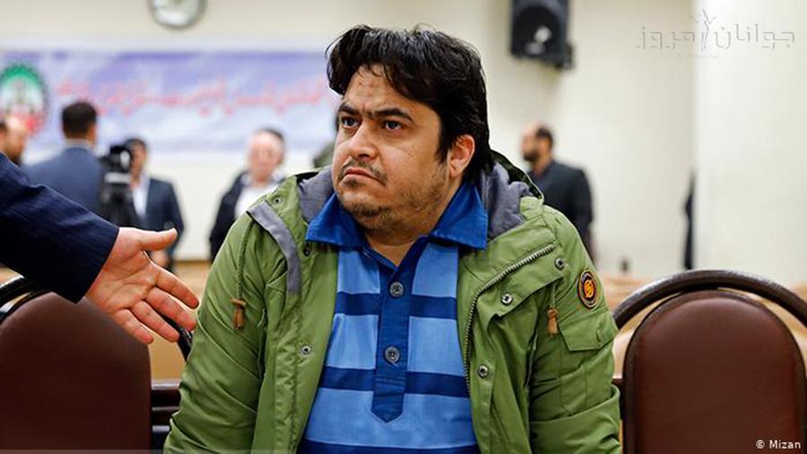 احتمال صدور حکم اعدام برای روح اله زم